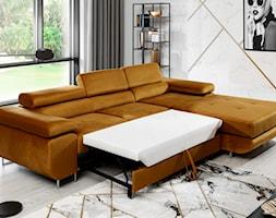 Narożnik Armando - Salon, styl nowoczesny - zdjęcie od ELTAP - Homebook