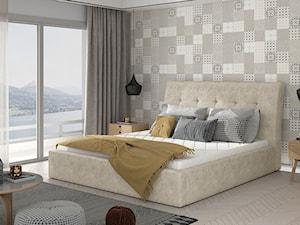 Łóżko sypialniane Inge