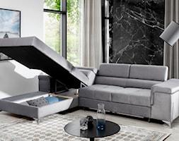 Narożnik Ricardo - Salon, styl nowoczesny - zdjęcie od ELTAP - Homebook