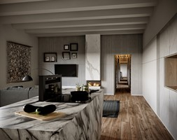 Kuchnia, styl art deco - zdjęcie od Ciarko Design - Homebook