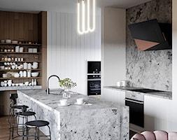 Kuchnia, styl industrialny - zdjęcie od Ciarko Design - Homebook