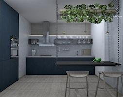 Bielany Wrocławskie - Kuchnia, styl nowoczesny - zdjęcie od AUMÜLLERDESIGN Studio projektowania wnętrz - Homebook