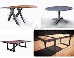 stoły - zdjęcie od rkowalski - Homebook