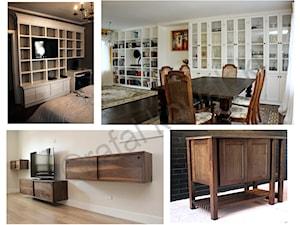 regały, kabinety, szafki kuchenne