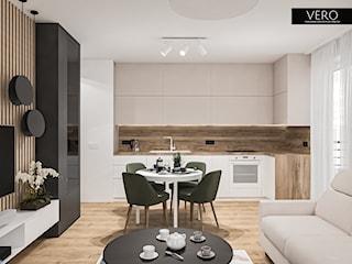 Mieszkanie dla pary w Krakowie