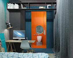 Blue Box - zdjęcie od Nika Vorotyntseva architecture-design bureau