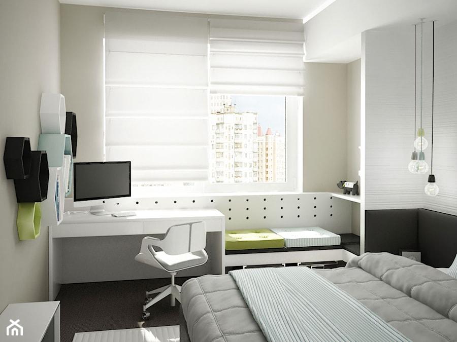 Obolon (wizualizacja) - zdjęcie od Nika Vorotyntseva architecture-design bureau
