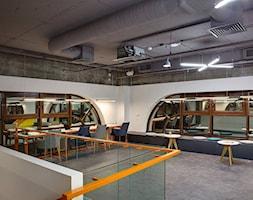 Hub projekt wnętrza publicznego nika vorotyntseva