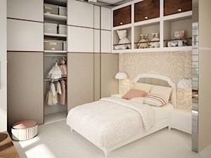 Pokój dla Sofijki - zdjęcie od Nika Vorotyntseva architecture-design bureau