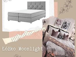 Łóżko Moonlight