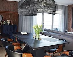 Na Modrzewinie - Jadalnia, styl nowoczesny - zdjęcie od KOLORUM - Homebook