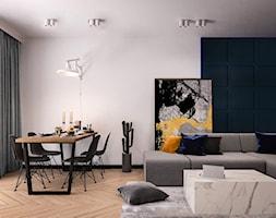 Projekt kolor - Jadalnia, styl nowoczesny - zdjęcie od KOLORUM - Homebook