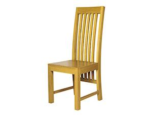 Krzesło TYROL - Naturalny lity dąb
