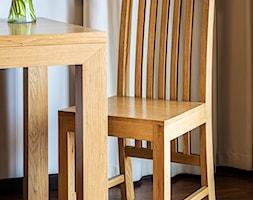 Krzesło TYROL-Dąb lity - zdjęcie od MSroka.pl - Homebook
