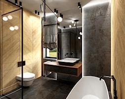 Silno - Łazienka, styl nowoczesny - zdjęcie od Monsun Studio - Homebook