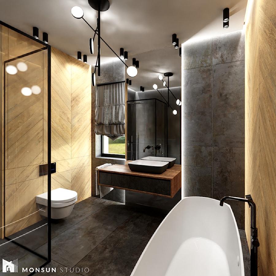Silno - Łazienka, styl nowoczesny - zdjęcie od Monsun Studio