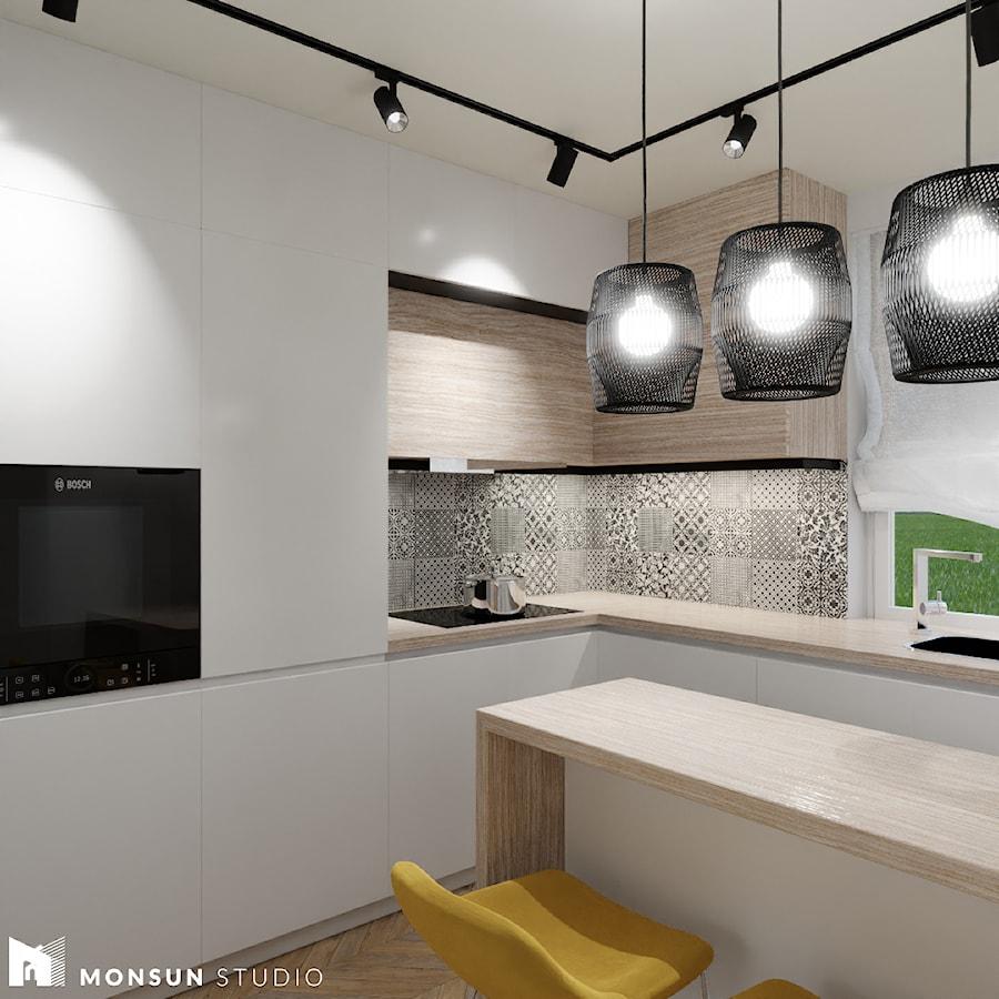 Dom w Wieliczce - Kuchnia, styl minimalistyczny - zdjęcie od Monsun Studio