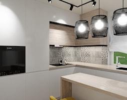 Dom w Wieliczce - Kuchnia, styl minimalistyczny - zdjęcie od Monsun Studio - Homebook