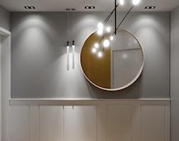 Dom w Wieliczce - Hol / przedpokój, styl klasyczny - zdjęcie od Monsun Studio - Homebook