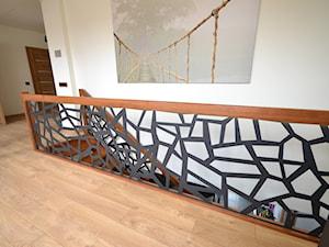Nowoczesne schody policzkowe - zdjęcie od Schodo-System
