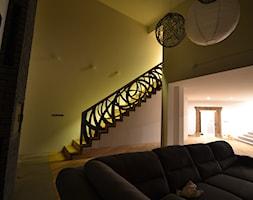 Schody dywanowe z ażurową balustradą Schodo-System - zdjęcie od Schodo-System
