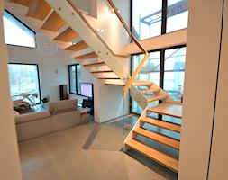"""Schody do projektu """"dom z charakterem"""" - zdjęcie od Schodo-System"""
