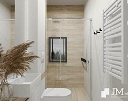 JM Mebel System ⋅ WNĘTRZE GLAMOUR DOMU ⋅ - Łazienka, styl glamour - zdjęcie od JM MEBEL System - Homebook