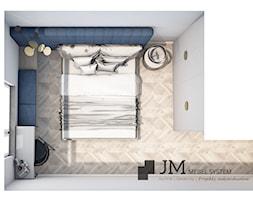 JM Mebel System ⋅ STYLOWE WNĘTRZE MIESZKANIA ⋅ SYPIALNIA - zdjęcie od JM MEBEL System - Homebook