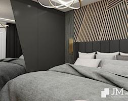 JM Mebel System ⋅ WNĘTRZE GLAMOUR DOMU ⋅ - Sypialnia, styl glamour - zdjęcie od JM MEBEL System - Homebook