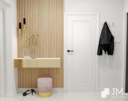 JM Mebel System ⋅ WNĘTRZE GLAMOUR DOMU ⋅ - Hol / przedpokój, styl glamour - zdjęcie od JM MEBEL System - Homebook