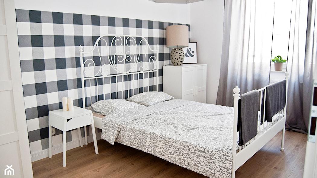 jaka tapeta do sypialni pomys�y na dekoracje ścian w