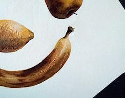Żółte owoce - zdjęcie od Lustkunst Aleksandra Kwapiszewska - Homebook
