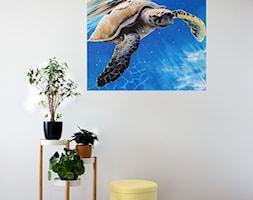 """""""Żółw szylkretowy"""" - zdjęcie od Lustkunst Aleksandra Kwapiszewska - Homebook"""