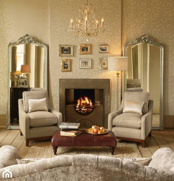 Salon styl glamour zdj cie od laura ashley for Salon laura ashley