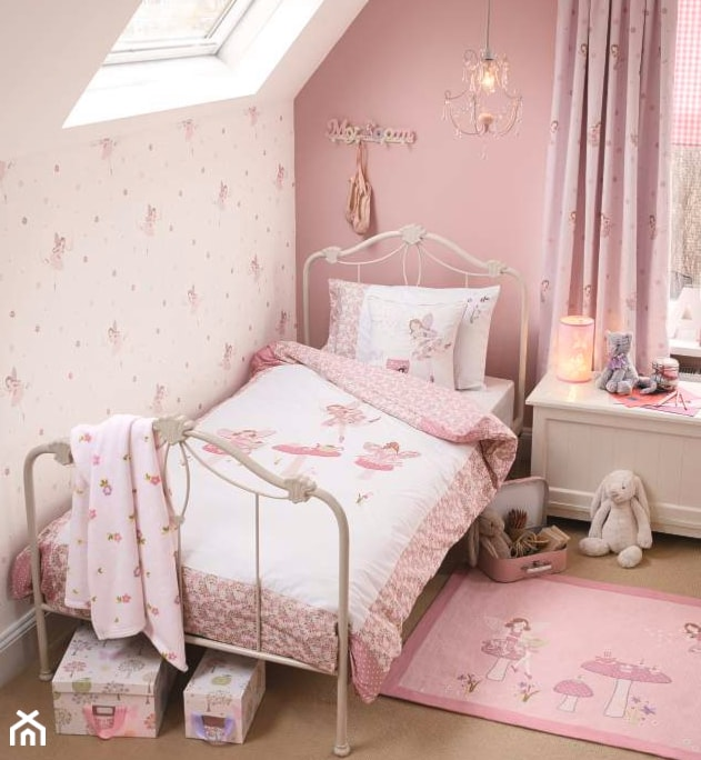 ma y pok j dziecka dla dziewczynki dla malucha zdj cie od laura ashley homebook. Black Bedroom Furniture Sets. Home Design Ideas