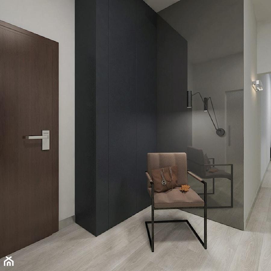 Loft 33 - Hol / przedpokój - zdjęcie od DISENO INTERIORS - Apartamenty PREMIUM