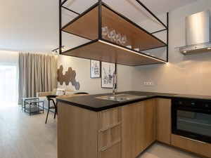 Realizacja - Apartament w stylu industrialnym