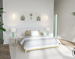 widok na sypialnię - zdjęcie od KZPA - Homebook