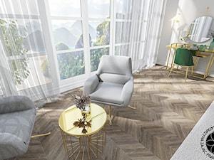 Luksusowy pokój hotelowy
