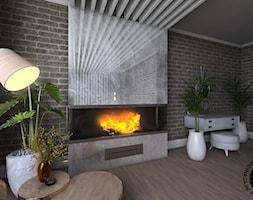 Sypialnia w apartamencie hotelowym - Sypialnia, styl nowoczesny - zdjęcie od KZPA - Homebook