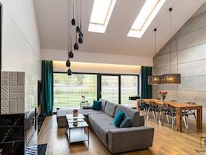 Dom nad zalewem Murowaniec - 130 m2