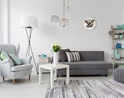 Salon, styl skandynawski - zdjęcie od ARTTOR.PL - Homebook