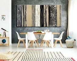 Jadalnia, styl skandynawski - zdjęcie od art&texture - Homebook