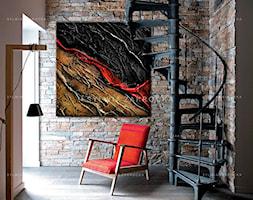 Hol / przedpokój, styl industrialny - zdjęcie od art&texture - Homebook