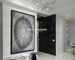 Salon, styl nowoczesny - zdjęcie od art&texture - Homebook