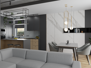 Kąty Metry Pracownia Projektowania Wnętrz - Architekt / projektant wnętrz