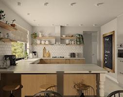 Kuchnia | projekt Duszyńska Design - zdjęcie od Hania Duszyńska - Homebook
