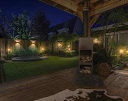 Lampy na balkon i taras - Taras, styl rustykalny - zdjęcie od Sklep ePlafoniera - Homebook