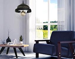 Stylowe lampy do salonu - Salon, styl glamour - zdjęcie od Sklep ePlafoniera - Homebook