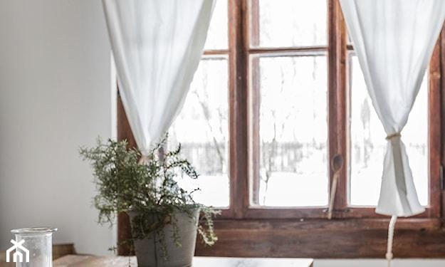 style wnetrzarskie - styl rustykalny